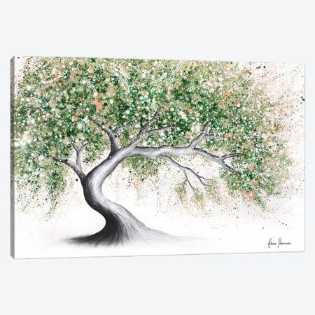 Field Blossom Tree Canvas Print #VIN840} by Ashvin Harrison Canvas Art Print