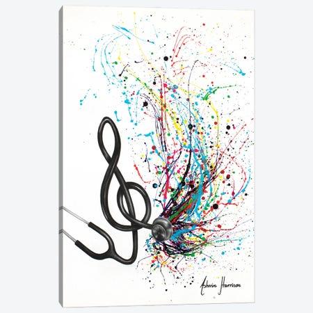 Vital Rhythm Canvas Print #VIN857} by Ashvin Harrison Canvas Print