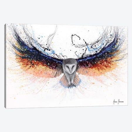 Omnipotent Owl Canvas Print #VIN860} by Ashvin Harrison Canvas Art Print