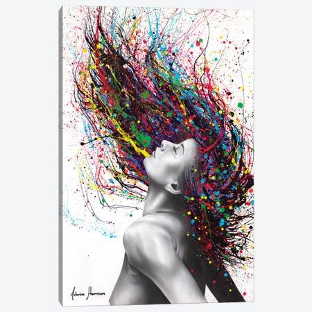 Peak Excitement Canvas Print #VIN870} by Ashvin Harrison Canvas Wall Art