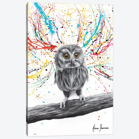 Wild One Canvas Print #VIN877} by Ashvin Harrison Canvas Print