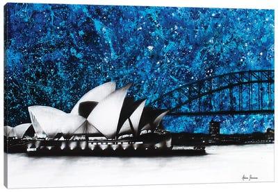 An Opera Night Canvas Art Print