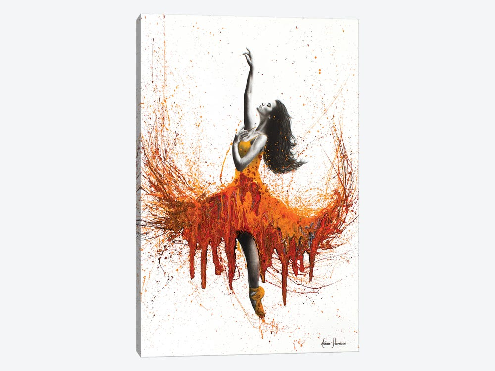 Rusty Desert Dance by Ashvin Harrison 1-piece Art Print