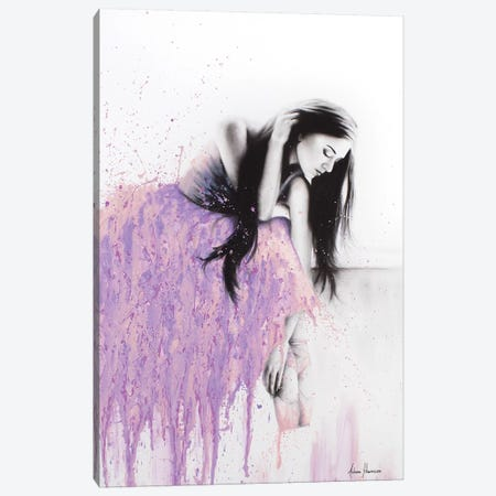 Sitting On The Edge Canvas Print #VIN99} by Ashvin Harrison Canvas Wall Art