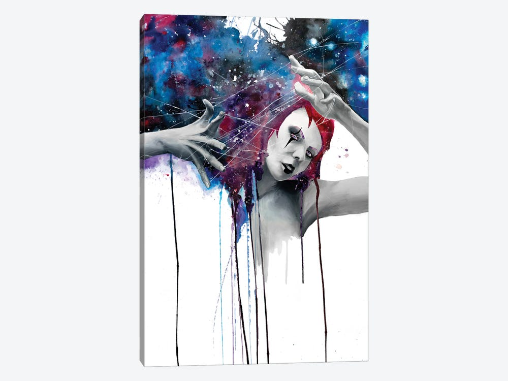 Deliria 1-piece Canvas Print