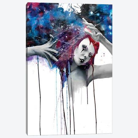 Deliria Canvas Print #VIO10} by Victoria Olt Canvas Print