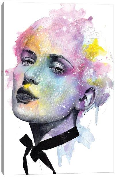 Hate Never Wins Canvas Art Print