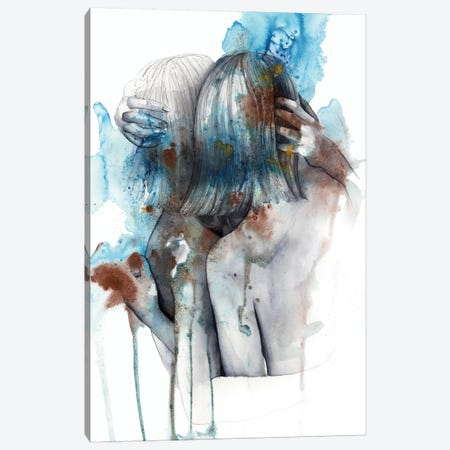 Isolophobia Canvas Print #VIO15} by Victoria Olt Canvas Artwork