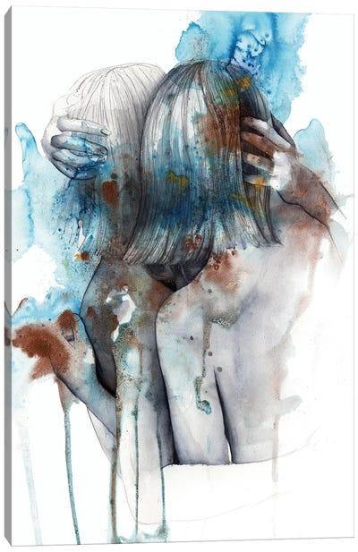 Isolophobia Canvas Art Print