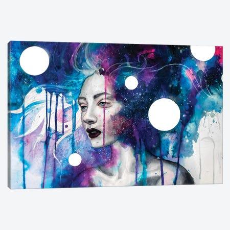 Melancholia Canvas Print #VIO18} by Victoria Olt Canvas Art Print