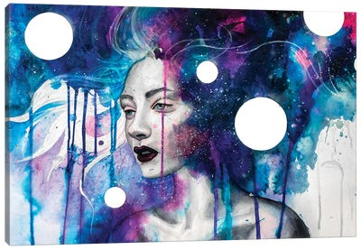 Melancholia Canvas Art Print