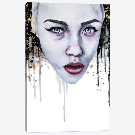 My Anesthetic Heart Canvas Print #VIO19} by Victoria Olt Canvas Art Print