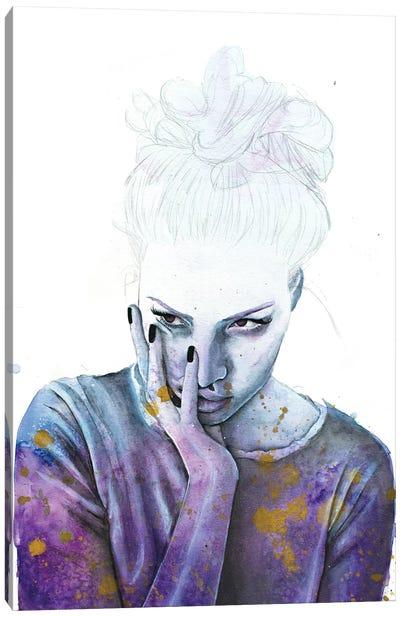 Nightmares Canvas Art Print