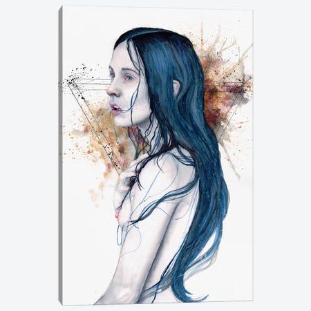 One For Sorrow Canvas Print #VIO21} by Victoria Olt Canvas Art