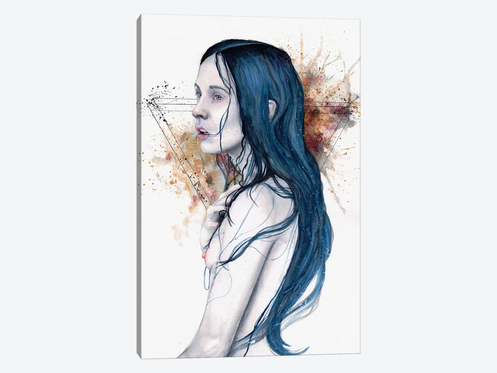 One For Sorrow by Victoria Olt 1-piece Art Print