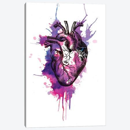 Tell Tale Heart I Canvas Print #VIO22} by Victoria Olt Canvas Artwork