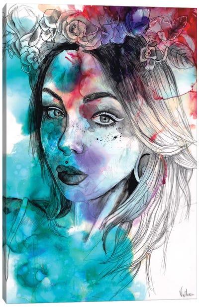 Untitled I Canvas Art Print