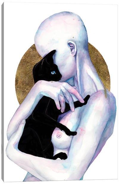 Anthropophobia Canvas Art Print