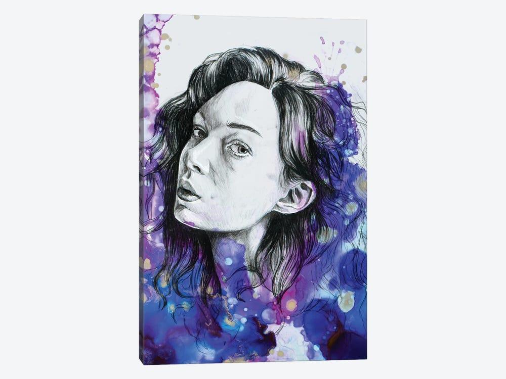 Untitled VI by Victoria Olt 1-piece Canvas Art Print