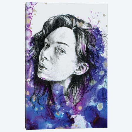 Untitled VI Canvas Print #VIO30} by Victoria Olt Art Print