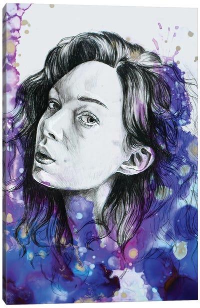 Untitled VI Canvas Art Print