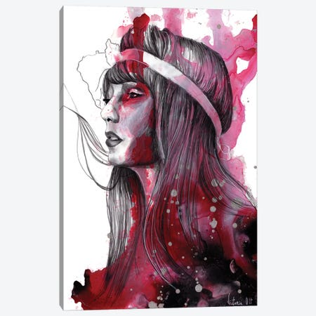 Untitled X Canvas Print #VIO33} by Victoria Olt Art Print