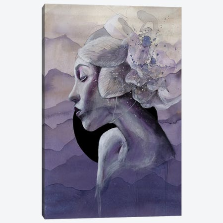 Alone Canvas Print #VIO37} by Victoria Olt Canvas Artwork