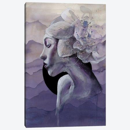 Alone Canvas Print #VIO37} by Victoria Olt Canvas Artwork