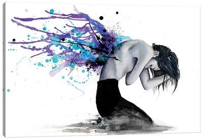 Fallen Canvas Art Print