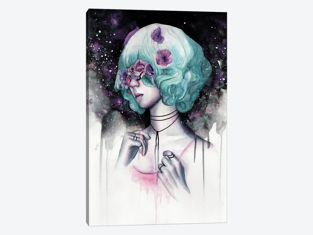 Blinded I by Victoria Olt 1-piece Canvas Wall Art