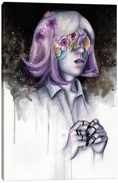 Blinded II Canvas Art Print