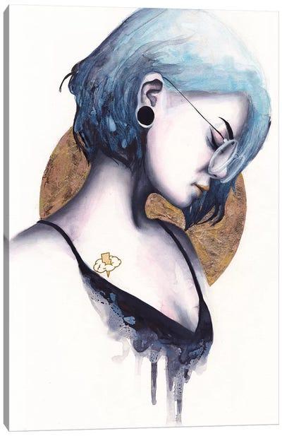 Static Canvas Art Print