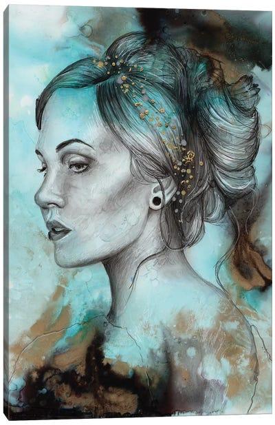 IIX Canvas Art Print