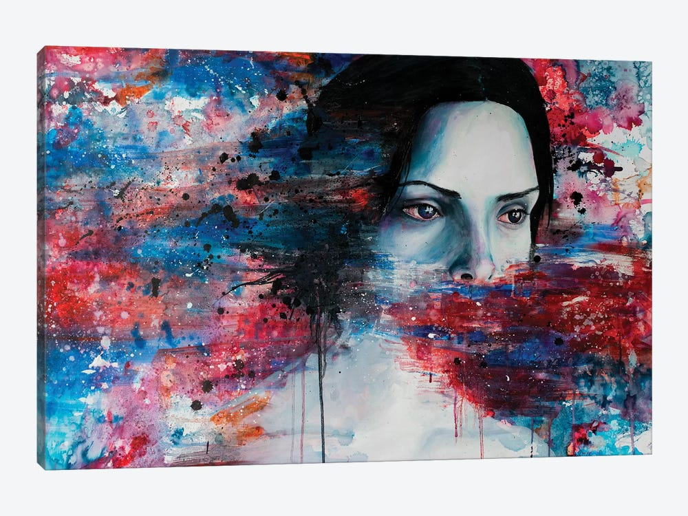 Aphasia by Victoria Olt 1-piece Canvas Art