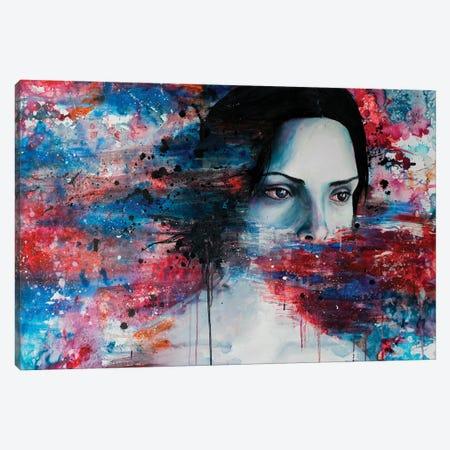 Aphasia Canvas Print #VIO4} by Victoria Olt Canvas Art Print