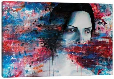 Aphasia Canvas Art Print