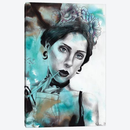 XVII Canvas Print #VIO50} by Victoria Olt Canvas Print