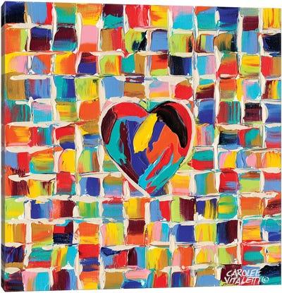 Love Of Color II Canvas Art Print