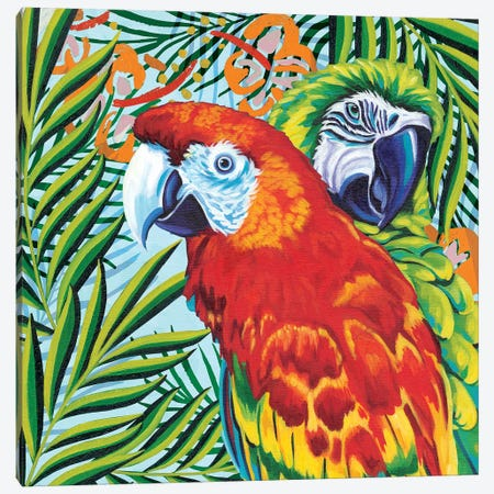 Luau I Canvas Print #VIT16} by Carolee Vitaletti Canvas Print