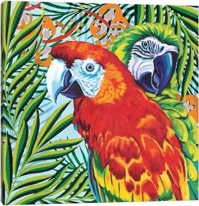 Luau I Canvas Print #VIT16