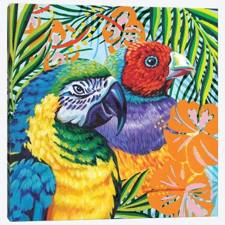 Luau II Canvas Print #VIT17} by Carolee Vitaletti Canvas Print
