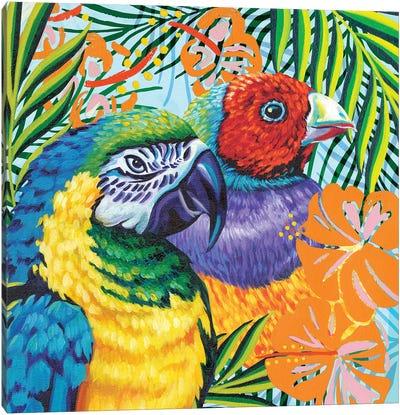 Luau II Canvas Print #VIT17