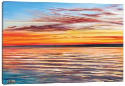 Tranquil Sky I Canvas Art Print