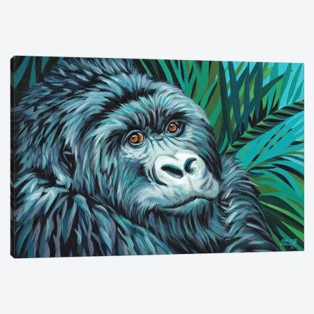 Jungle Monkey II Canvas Print #VIT48} by Carolee Vitaletti Canvas Print