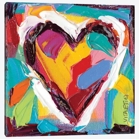 Colorful Expressions II Canvas Print #VIT4} by Carolee Vitaletti Canvas Art Print