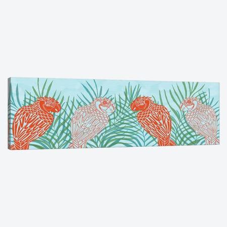 Luau Collection H Canvas Print #VIT83} by Carolee Vitaletti Canvas Art Print