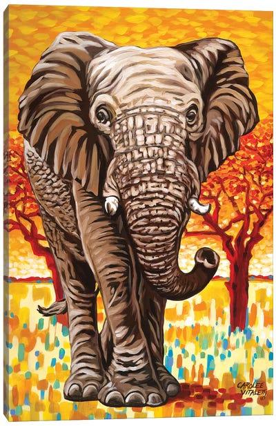 Wild Africa I Canvas Art Print