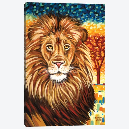 Wild Africa II Canvas Print #VIT91} by Carolee Vitaletti Canvas Artwork