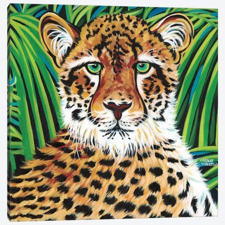 Wild Beauties II Canvas Print #VIT92} by Carolee Vitaletti Canvas Art