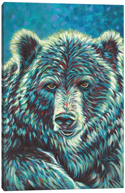 Spirit Animal I by Carolee Vitaletti Canvas Art Print